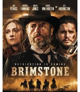 Brimstone (2016) Blu-ray 11.12.