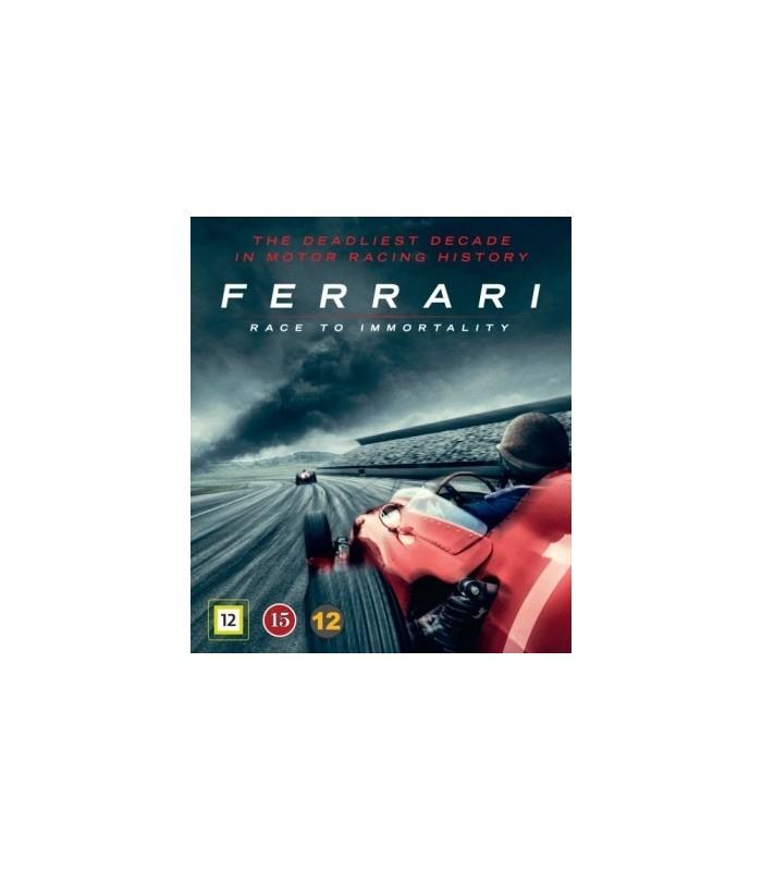Ferrari: Race to Immortality (2017) Blu-ray 20.11.
