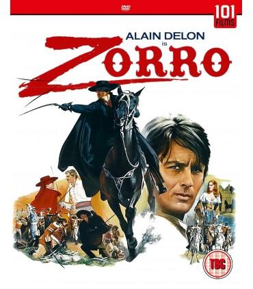 Zorro (1975) (Blu-ray + DVD)