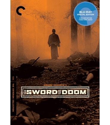 The Sword Of Doom (1966) Blu-ray