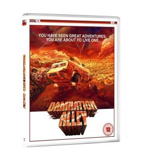 Damnation Alley (1977) Blu-ray 22.11.