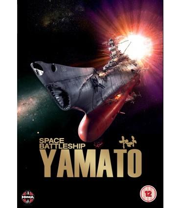 Space Battleship Yamato (2010) DVD