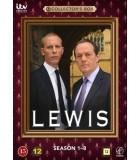 Komisario Lewis - Kaudet 1-8 (2006–2015) (24 DVD)