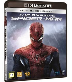 The Amazing Spider-Man (2012) (4K UHD + Blu-ray)