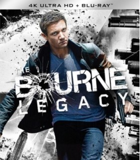 The Bourne Legacy (2012) (4K UHD + Blu-ray)