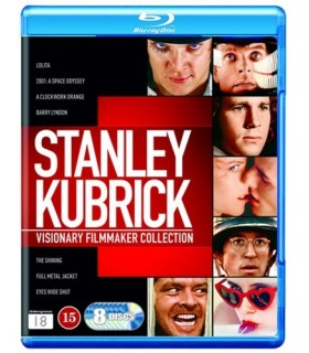 Stanley Kubrick: Masterpiece Collection (8 Blu-ray)