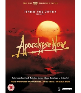 Apocalypse Now (1979) (4 DVD)