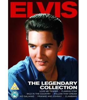Elvis Presley: The Legendary Collection (1956 - 1967) (7 DVD)