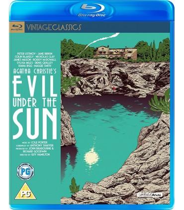 Evil Under the Sun (1982) Blu-ray