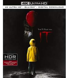 It (2017) (4K UHD + Blu-ray) 22.1