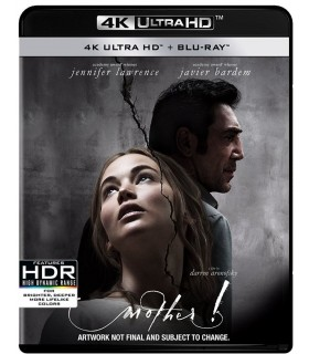 Mother! (2017) (4K UHD + Blu-ray) 29.1.