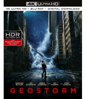 Geostorm (2017) (4K UHD + Blu-ray) 5.3.