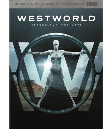 Westworld - Kausi 1 (2016– ) (3 DVD)