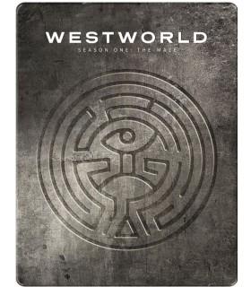 More about Westworld - Kausi 1 (2016– ) Steelbook (3 Blu-ray)