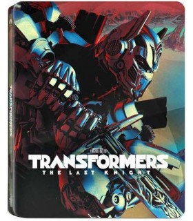 Transformers: The Last Knight (2017) DVD 6.11.