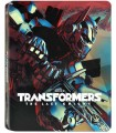 Transformers: The Last Knight (2017) Steelbook (3D + 2D + Blu-ray)