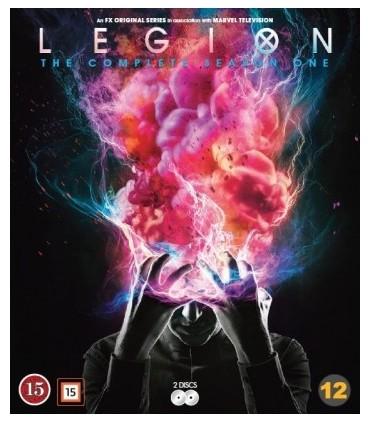 Legion - kausi 1. (2017– ) (2 Blu-ray)