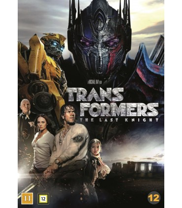 Transformers: The Last Knight (2017) DVD