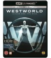 Westworld - Kausi 1 (2016– )  (3 4K Ultra HD + 3 Blu-ray)