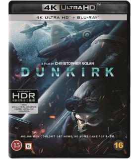 Dunkirk (2017) (4K UHD + Blu-ray) 4.12.