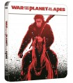 War for the Planet of the Apes (2017) Steelbook Blu-ray