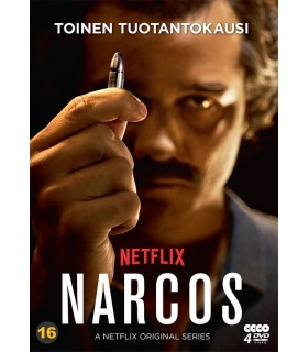 More about Narcos - Kausi 2. (2015-) (3 DVD)