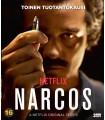 Narcos - Kausi 2. (2015-) (3 Blu-ray)