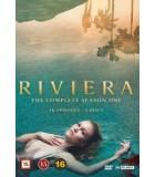 Riviera - kausi 1. (2017– ) (3 DVD)