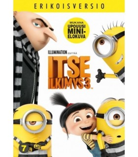 More about Despicable Me 3 (2017) DVD