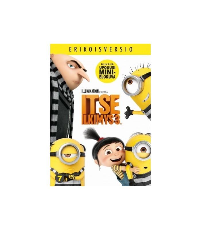 Despicable Me 3 (2017) DVD 13.11.