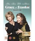 Grace and Frankie - kausi 1. (2015– ) (3 DVD)