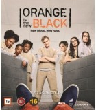 Orange Is the New Black - Kausi 4. (2013– ) (3 Blu-ray)