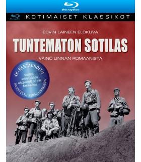 More about Tuntematon sotilas (1955) Blu-ray