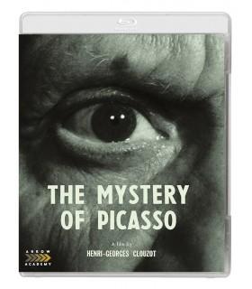 Picasso-arvoitus (1956) Blu-ray