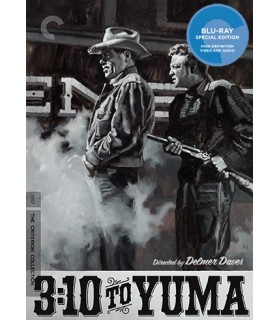 3:10 to Yuma (1957) Blu-ray