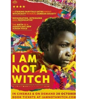 I Am Not a Witch (2017) DVD