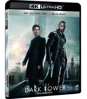 The Dark Tower (2017) (4K UHD + Blu-ray)