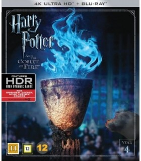 Harry Potter and the Goblet of Fire (2005) (4K UHD + Blu-ray)