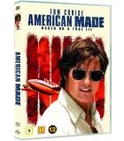 American Made (2017) DVD