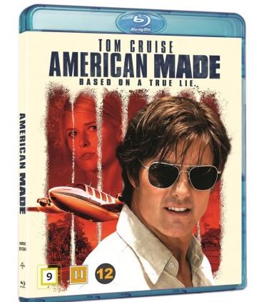American Made (2017) Blu-ray