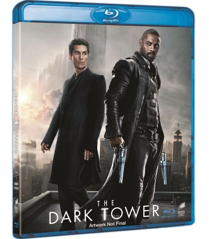 The Dark Tower (2017) Blu-ray 15.1.