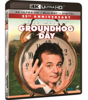 Groundhog Day (1993) (4K UHD + Blu-ray) 29.1.