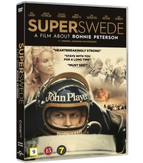 Superswede: En film om Ronnie Peterson (2017) DVD 15.1.