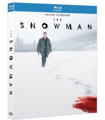 The Snowman (2017) Blu-ray
