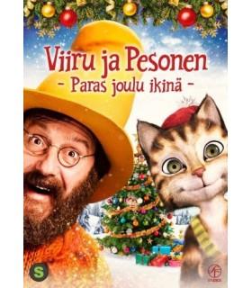 Viiru ja Pesonen - paras joulu ikinä (2016) DVD