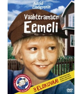 Vaahteramäen Eemeli (1971 - 1973) (3 DVD)