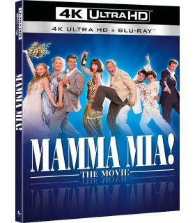 Mamma Mia! (2008) (4K UHD + Blu-ray) 12.3.