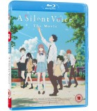 A Silent Voice (2016) Blu-ray