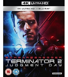More about Terminator 2: Judgment Day (1991) (4K UHD + Blu-ray)