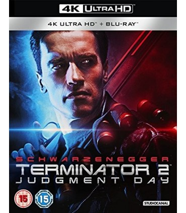 Terminator 2: Judgment Day (1991) (4K UHD + Blu-ray)